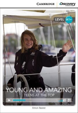 Young and Amazing: Teens at the Top - Simon Beaver