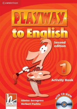 Playway to English  1 Activity Book + CD - Gunter Gerngross, Herbert Puchta