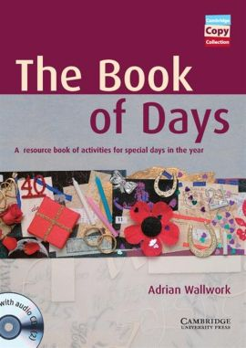 The Book of Days + 2CD - Adrian Wallwork