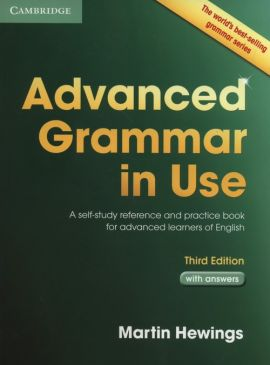 Advanced Grammar in Use with Answers - Martin Hewings