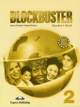 Blockbuster 2 Teacher's Book - Jenny Dooley, Virginia Evans