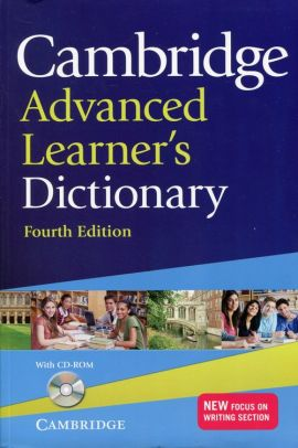Advanced Learner's Dictionary with CD-ROM