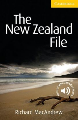 The New Zealand File - Richard MacAndrew