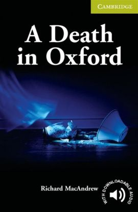 A Death in Oxford - Richard MacAndrew