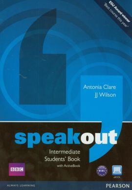 Speakout Intermediate Students' Book + CD - Outlet - Antonia Clare, JJ Wilson