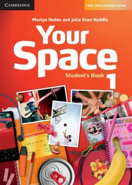 Your Space 1 Student's Book - Martyn Hobbs, Starr Keddle Julia