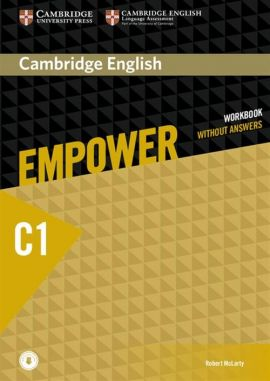 Cambridge English Empower Advanced Workbook without answers - Rob McLarty