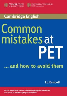 Common Mistakes at PET - Liz Driscoll