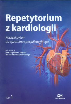 Repetytorium z kardiologii Tom 1 - Outlet