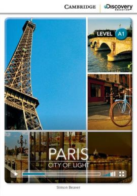 Paris: City of Light Beginning Book with Online Access - Beaver Simon