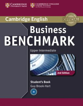 Business Benchmark Upper Intermediate Student's Book - Guy Brook-Hart