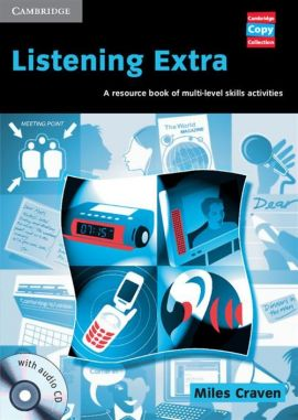 Listening Extra Book and Audio CD - Craven Miles