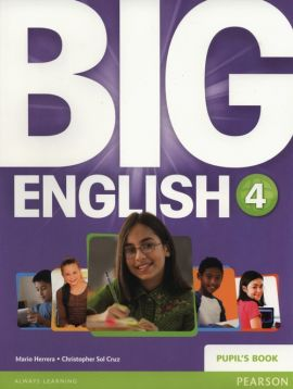 Big English 4 Pupil's Book - Mario Herrera, Sol Cruz Christopher