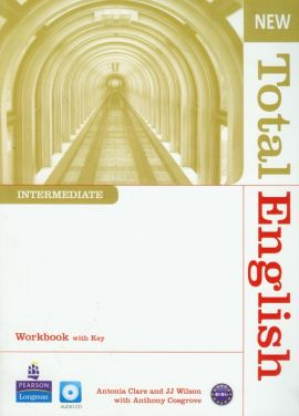 New Total English Intermediate Workbook with CD - Outlet - Antonia Clare, Anthony Cosgrove, J.J. Wilson