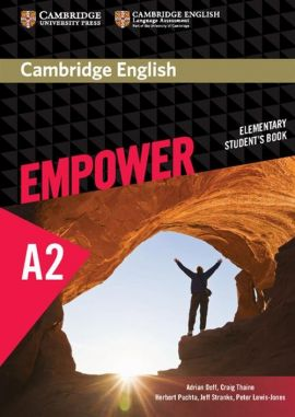 Cambridge English Empower Elementary Student's Book - Adrian Doff, Peter Lewis-Jones, Herbert Puchta, Jeff Stranks, Craig Thaine