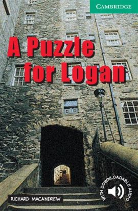 A Puzzle for Logan - Richard MacAndrew