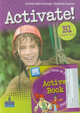 Activate B1 Student's Book plus Active Book z płytą CD - Carolyn Barraclough, Suzanne Gaynor