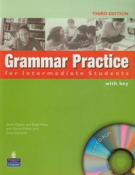 Grammar Practice for Intermediate Students with key + CD - Brigit Viney, Walker Elaine F.