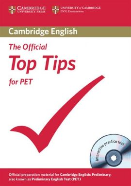 The Official Top Tips for PET + CD