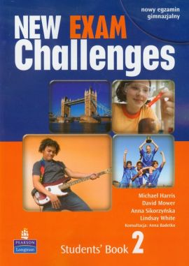 New Exam Challenges 2 Students' Book - Outlet - Michael Harris, David Mower, Anna Sikorzyńska, Lindsay White