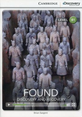 Found: Discovery and Recovery Intermediate Book with Online Access - Brian Sargent