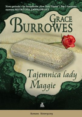 Tajemnica lady Maggie - Outlet - Grace Burrowes