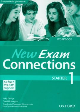 New Exam Connections 1 Starter Workbook - David McKeegan, George Vicky
