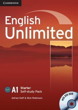 English Unlimited Starter Self-study Pack + DVD - Adrian Doff, Nick Robinson