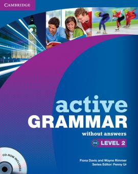Active Grammar 2 without Answers + CD - Fiona Davis, Wayne Rimmer