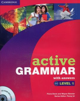Active Grammar with answers Level 1 + CD
