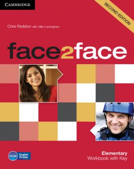 Face2face Elementary Workbook with key - Gillie Cunningham, Chris Redston