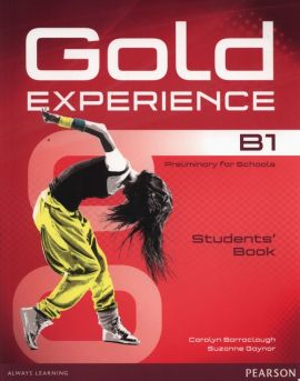 Gold Experience B1 Student's Book + DVD - Outlet - Carolyn Barraclough, Suzanne Gaynor