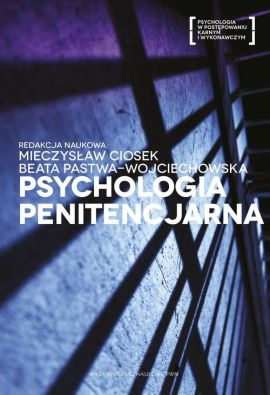 Psychologia penitencjarna - Outlet
