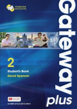 Gateway Plus 2 Student's Book Podręcznik wieloletni - David Spencer