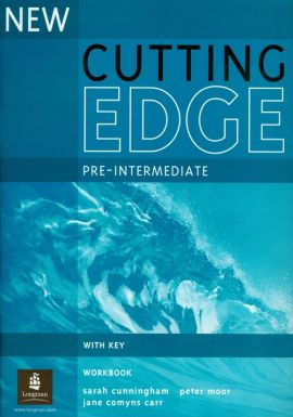 Cutting Edge New Workbook with key Pre-Intermediate - Outlet