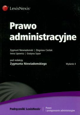 Prawo administracyjne - Outlet