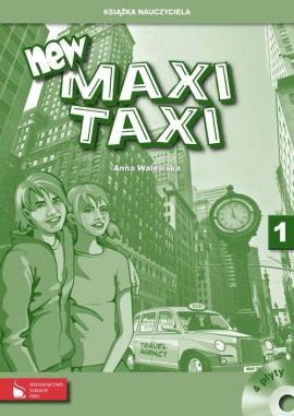 New Maxi Taxi 1 Teacher's Resource Pack - Anna Walewska