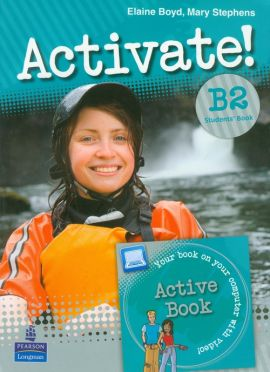 Activate B2 New Student's Book plus Active Book z płytą CD - Outlet - Elaine Boyd, Mary Stephens