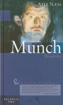 Wielkie biografie Tom 15 Munch - Outlet - Atle Naess
