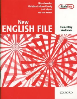 New English File Elementary Workbook - Christina Latham-Koenig, Clive Oxenden, Paul Seligson