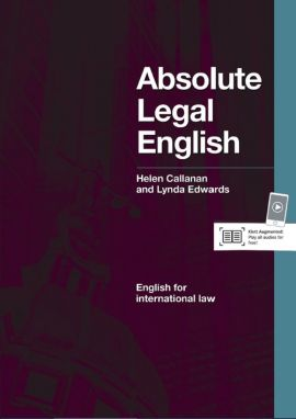 Absolute Legal English + CD - Helen Callanan, Lynda Edwards