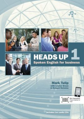 Heads up 1 + CD - Louise Green, Richard Nicholas, Mart Tulip