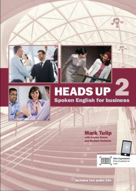 Heads Up 2 + CD - Louise Green, Richard Nicholas, Mart Tulip
