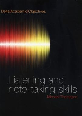 Listening and Note-Taking Skills + CD - Michale Thompson