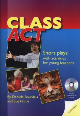 Class Act + CD - Danièle Bourdais, Sue Finnie