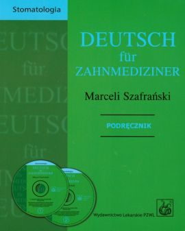 Deutsch fur zahnmediziner + CD - Marceli Szafrański