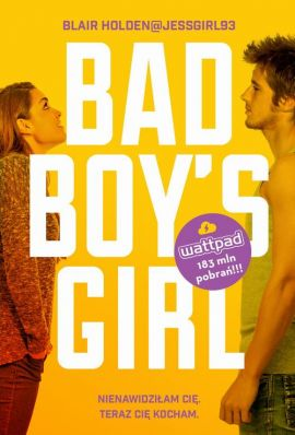 Bad Boy's Girl - Blair Holden