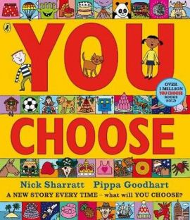 You Choose - Pippa Goodhart