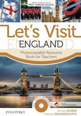 Let's Visit England. Photocopiable Resource Book for Teachers. - Mateusz Kołodziejczyk, Roman Ociepa
