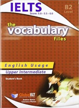 The Vocabulary Files Upper Intermediate - Andrew Betsis, Lawrence Mamas